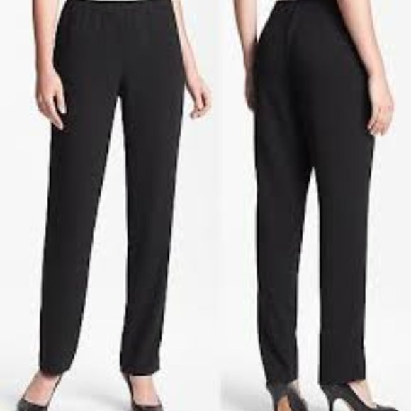 Eileen Fisher Tropical Suiting pants